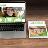 Internetauftritt und mobilfähige Homepage